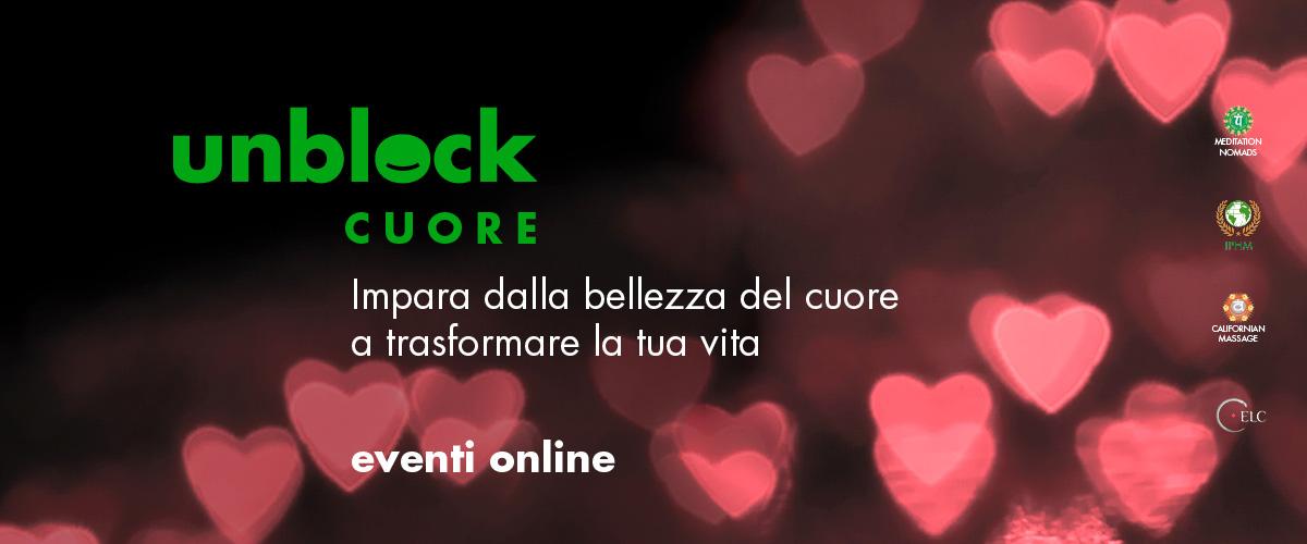 eventi online di meditazioni del cuore